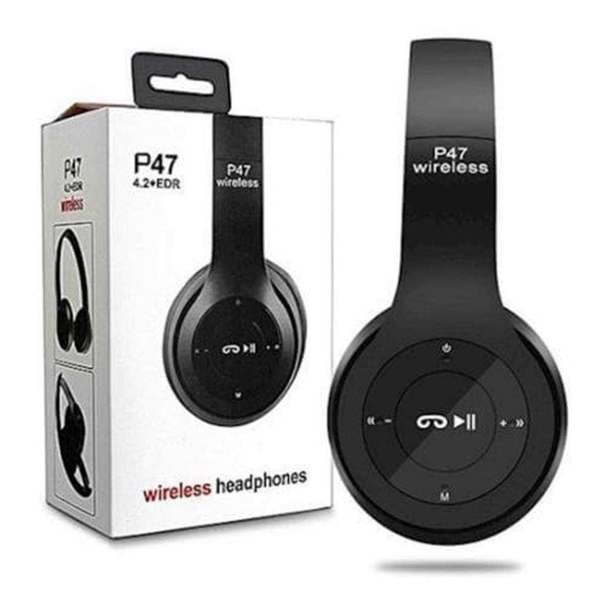 PolyGold P47 Wireless Kablosuz Bluetooth Kulaklık