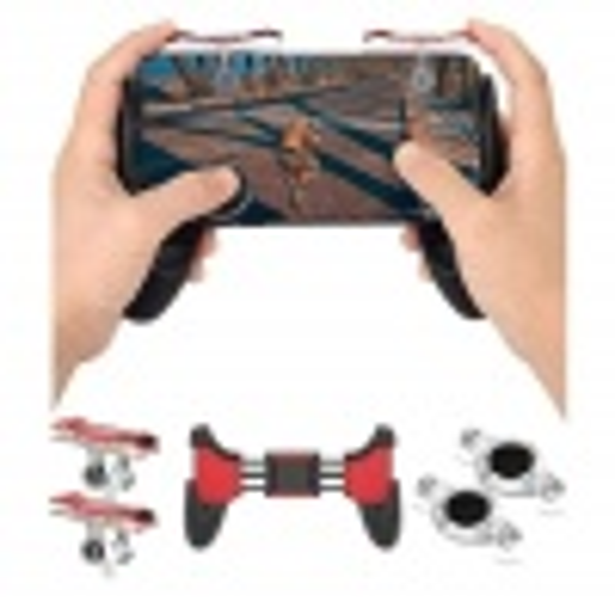 Concord C-862 Pubg Oyun Konsolu Universal Gamepad Tüm Telefonlar İçin