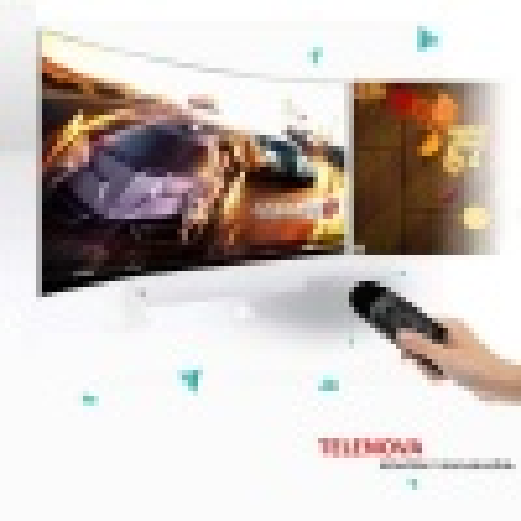 Telenova 75S4K8001/20 75 (190cm) 4K UHD  Dahili Uydu Alıcılı Android Smart TV