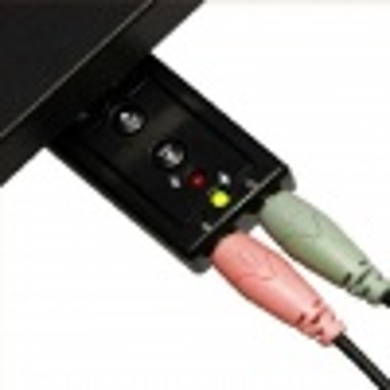 USB Ses Kartı 7.1 USB Stereo Ses Efektli Harici Ses Kartı Sound Kontrol