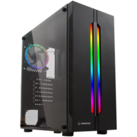 EVEREST KASA RAMPAGE SPECTRA TEMPERED GLAS FAN VE LED