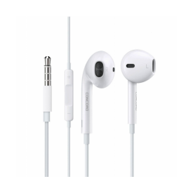 Iphone Earpods Kulaklık 3,5m Aux Iphone 3 4 5 5c 5s 6 6s Plus C-900 Earpods İphone Kulaklık