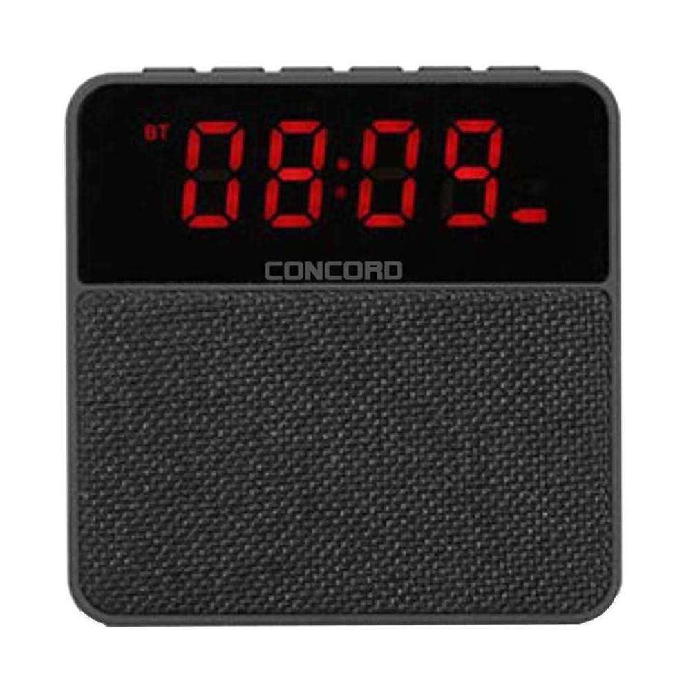 Concord C-789 BT TF USB FM LCD Taşınabilir Hoparlör Ses Bombası