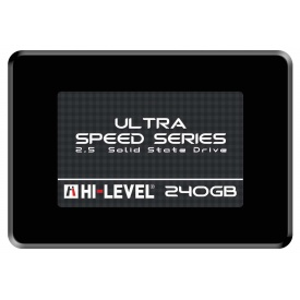 Hi-Level Ultra 240GB 550MB-530MB/s Sata3 2,5