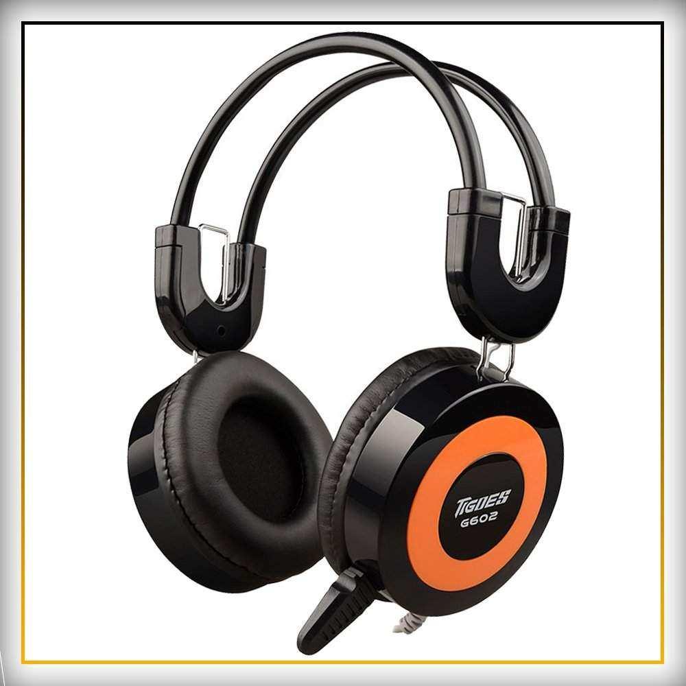Tigoes G602 Mikrofonlu Kulaklık Bass 3D