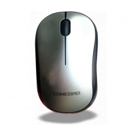 Concord C13 Wireless Mouse 1200 DPi GRİ