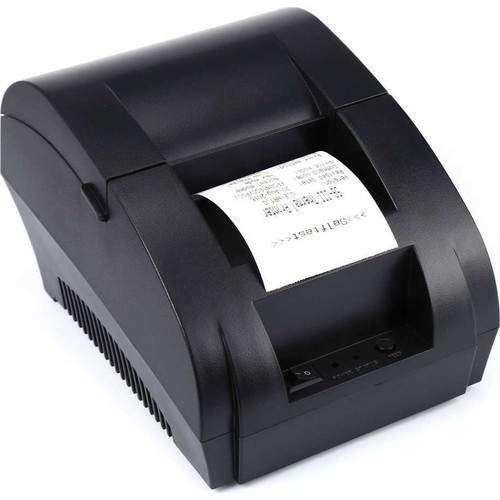 Zjiang Zj 5890K 58Mm Usb Termal Makbuz Ve Adisyon Yazıcısı (Siyah Renk)