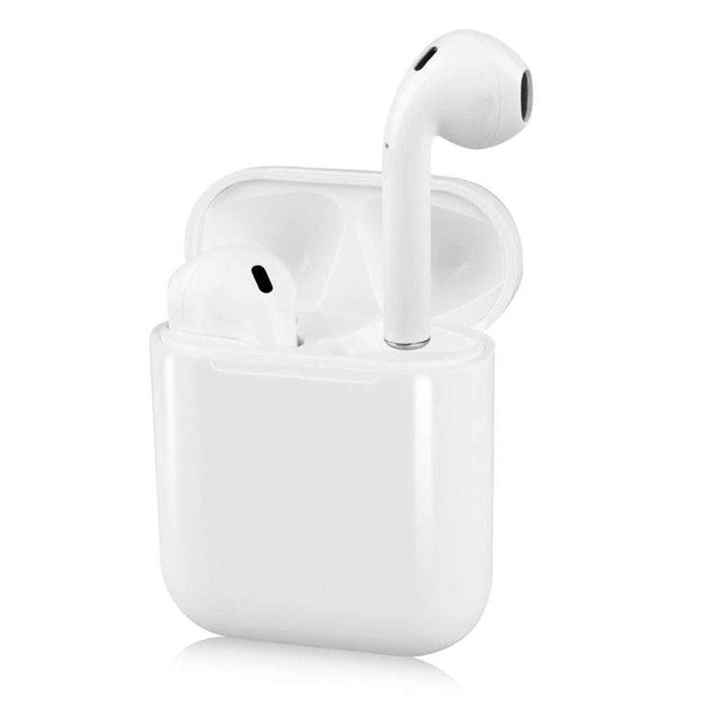 Concord iPhone Android HD Ses Kalitesi 5.1 Bluetooth Kulaklık (AP2) Beyaz