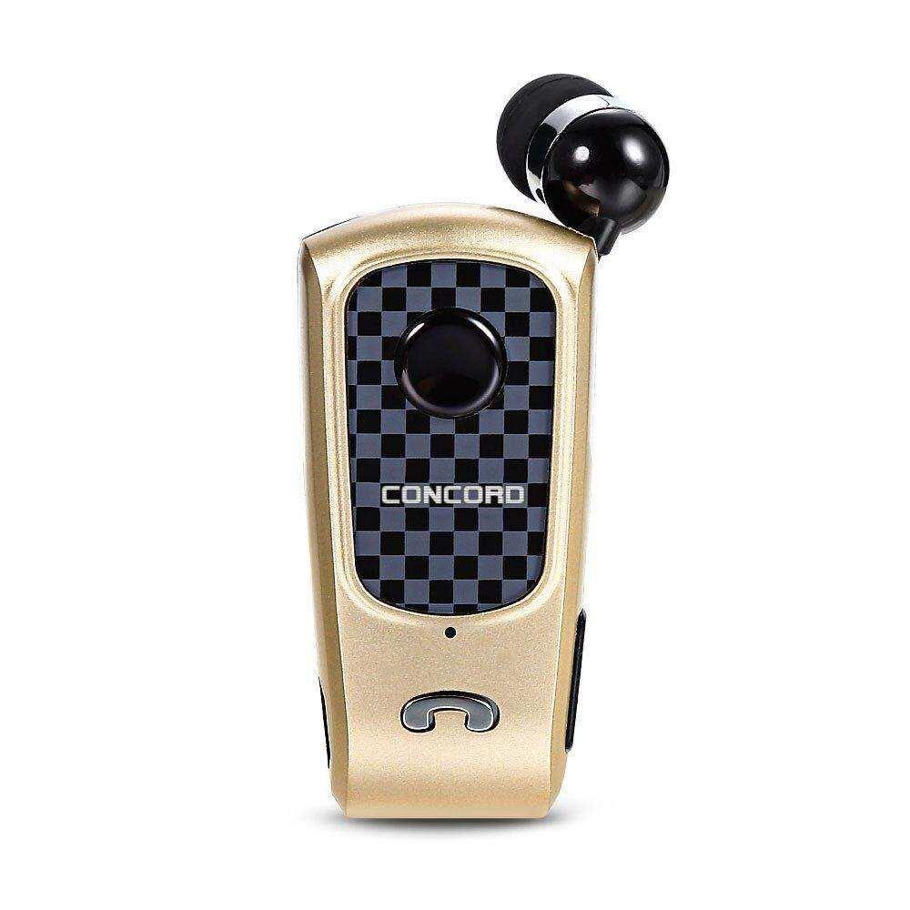 Concord Makaralı Müzik Dinleme Çift Telefon Destekli Titreşimli Bluetooth Kulaklık Türkçe (C-982)