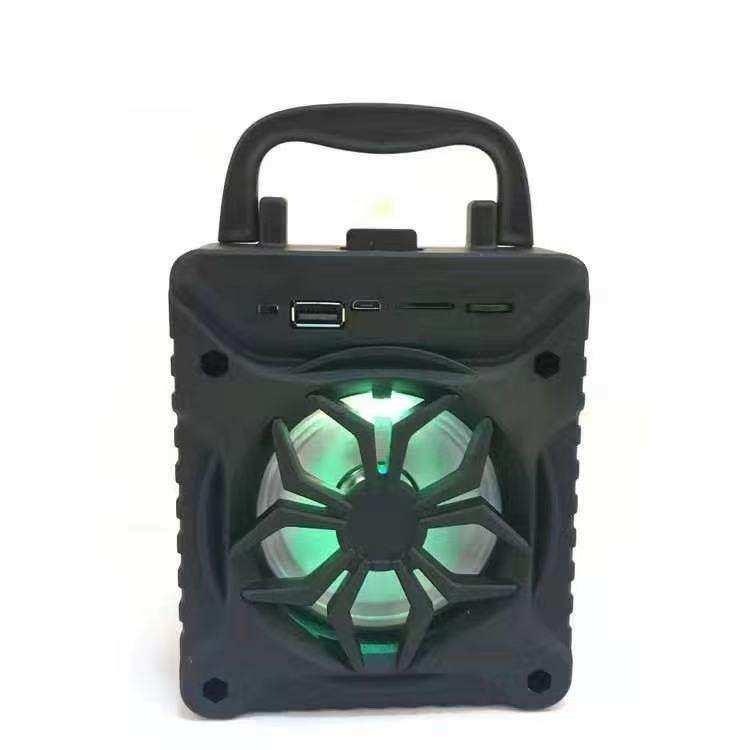 Mini Radyo Usb Aux Bluetooth Hoparlör Yüksek Ses Kalitesi - C-8228