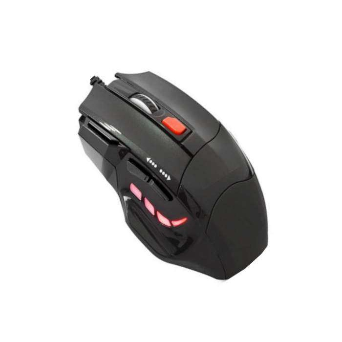 Concord Profesyonel Gaming Kablolu Mouse (A-9S)-Red