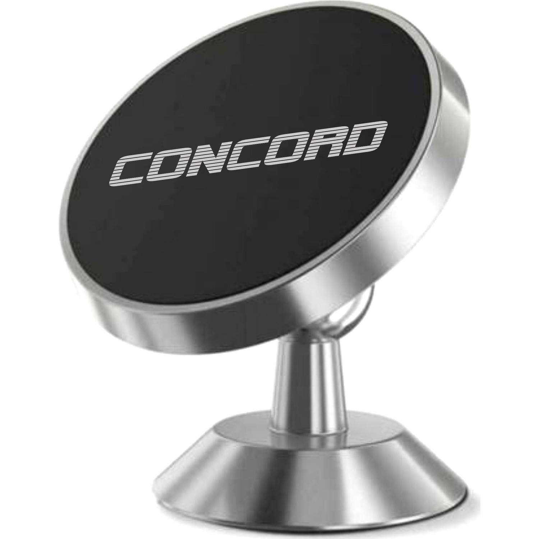 Concord C-202 Mıknatıslı Manyetik Araç Içi Telefon Tutacağı - Gri