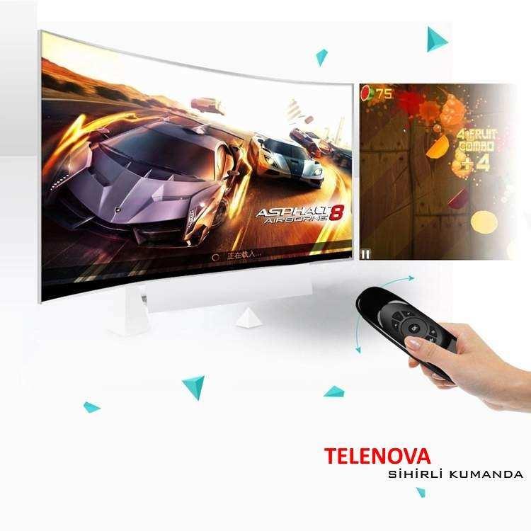 Telenova  40S8001/20  40 (101 Ekran) Dahili Uydu Alıcılı Android Smart TV