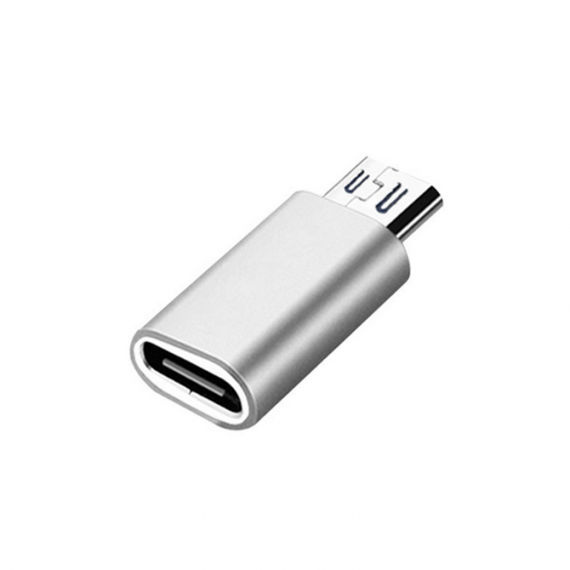 Çevirici C872 Micro USB to TYPE-C (TYPE-C Dişiİ to Micro USB  Erkek) OTG DönüştürücücüÇevirici