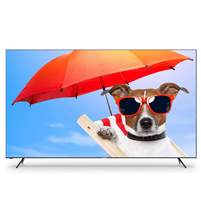 Telenova 85S4K8001 85 (214cm) 4K UHD  Dahili Uydu Alıcılı Android Smart TV