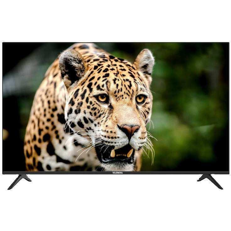 Telenova 58U9001 58 (147 Ekran) 4K Dahili Uydu Alıcılı Android 9.0 Smart TV
