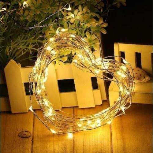 Ventus Peri Led 5 metre Gün Işığı Dekoratif Aydınlatma Pilli ALTC-4